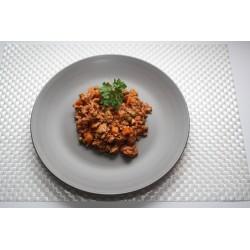 Spezzatino di seitan con verdure gr 250