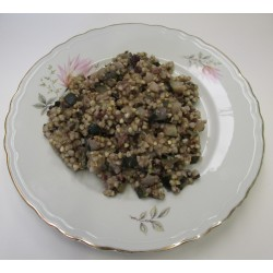 Grano saraceno con zucchine e olive 250g