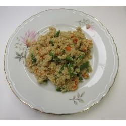 Quinoa con fagiolini e carote 250g