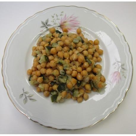 Ceci con zucchine gr 250